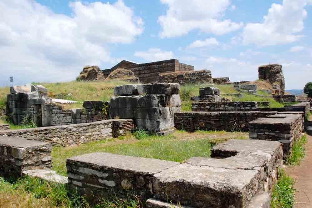 Sardes-Westtuerkei-Ruinen