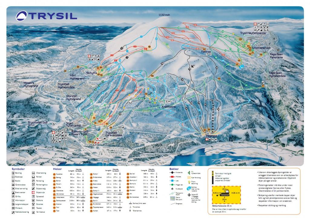 Skigebiet-Trysilfjellet-Norwegen