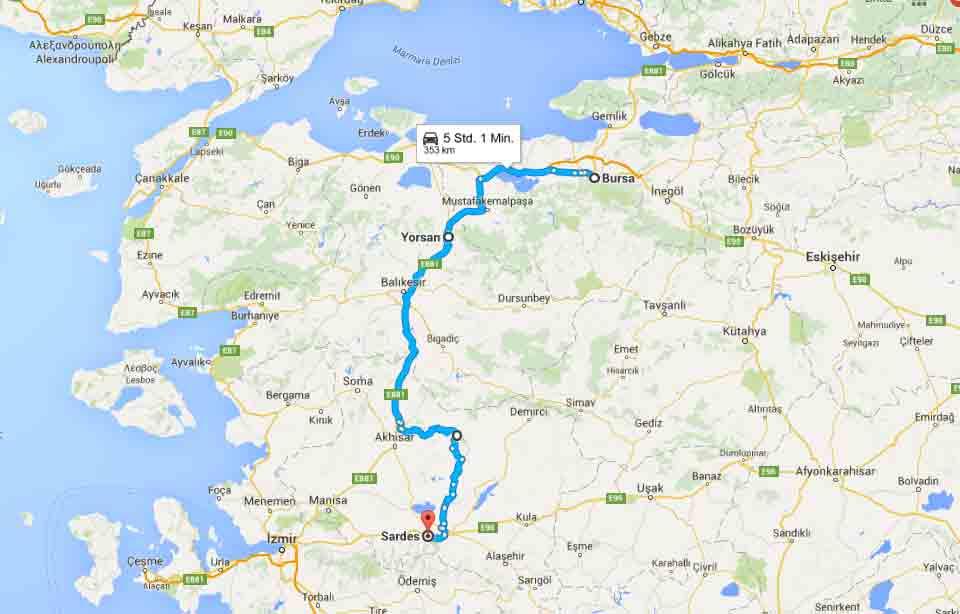 Strecke-Bursa-Sardes-Westtuerkei-Mit-dem-Auto-durch-die-Westtuerkei