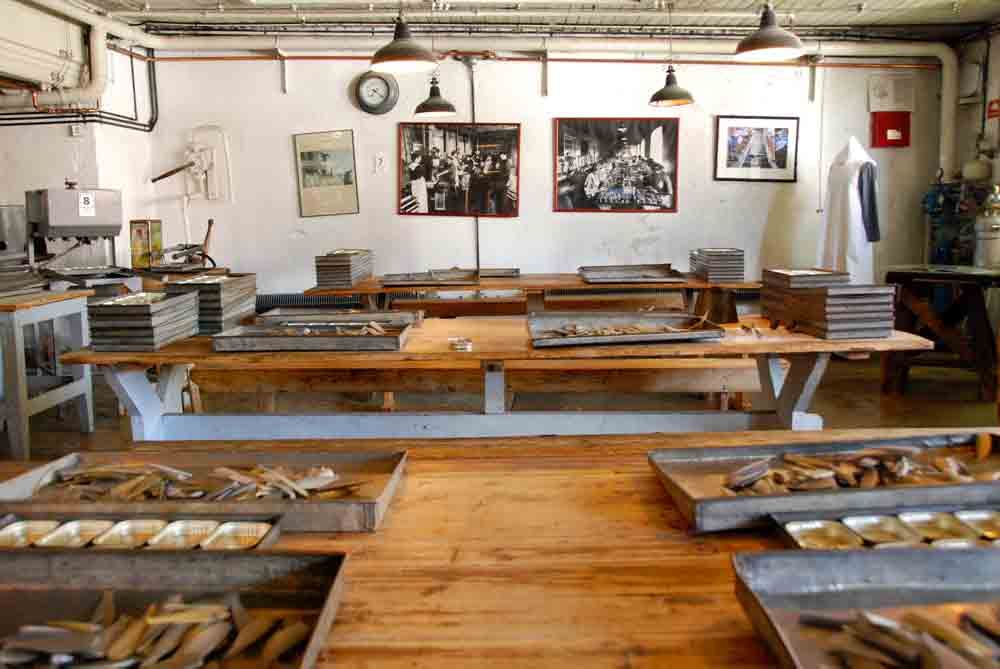 Arbeitsraum-konservenmuseum-Stavanger