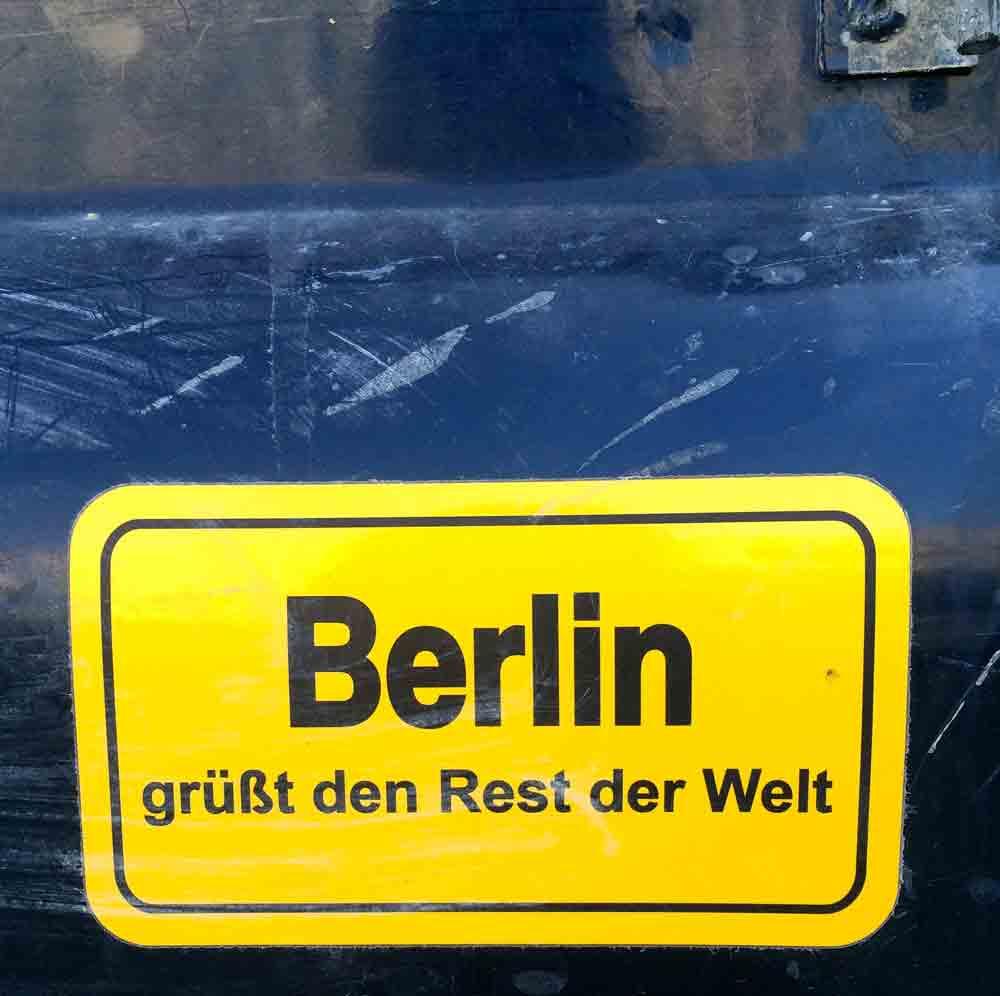 Berlin-aufkleber