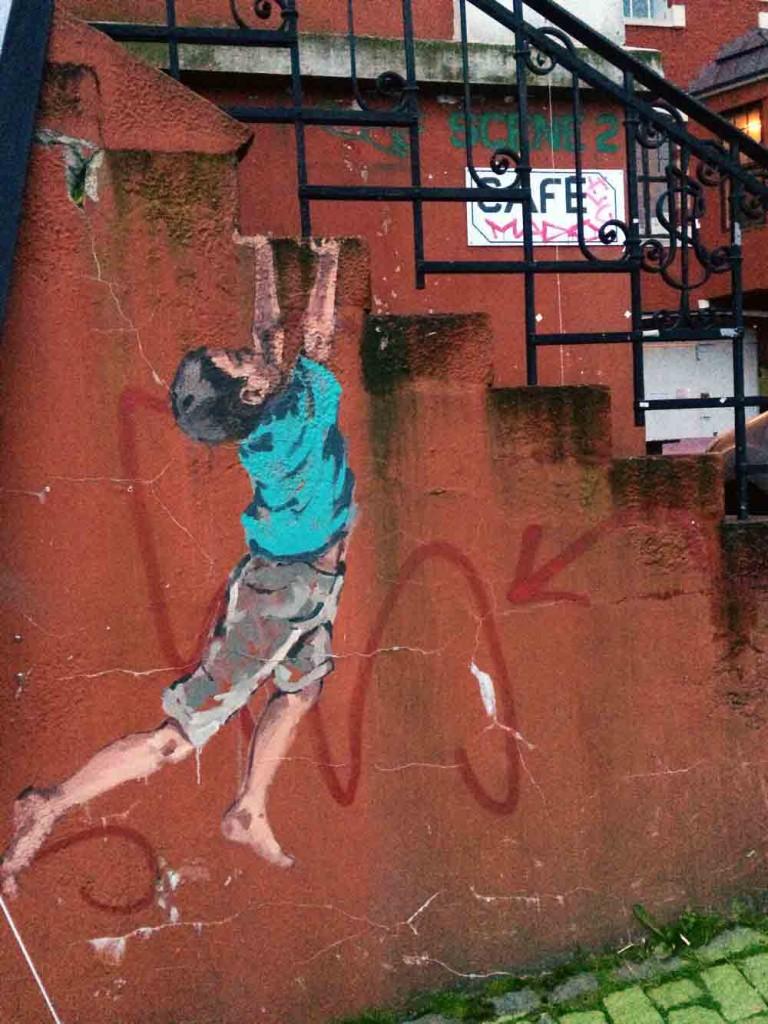 Graffiti-Stavanger