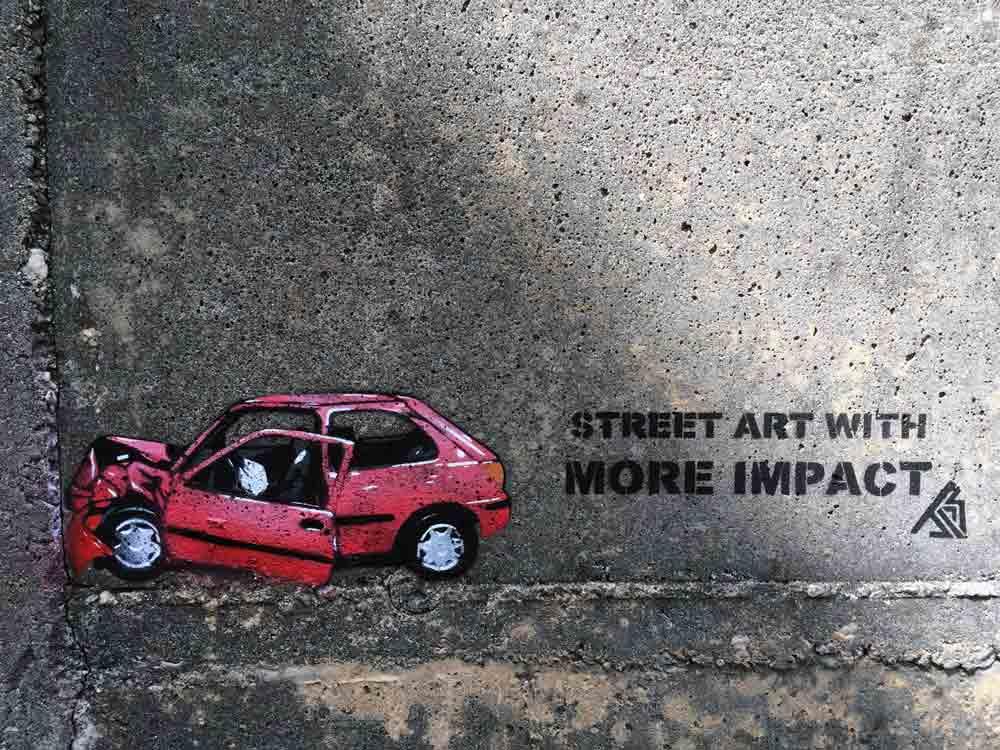Graffiti-Stavanger-Auto