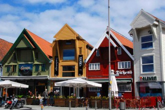 viel zu entdecken in Stavanger