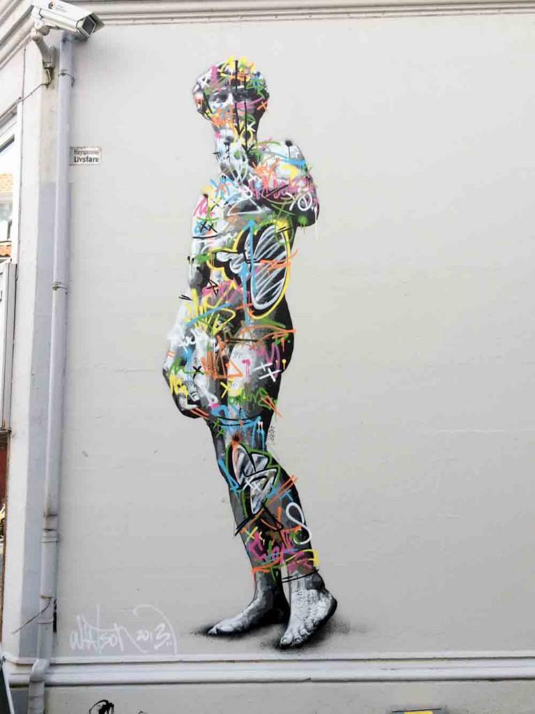 Stavanger-Graffiti-Figur