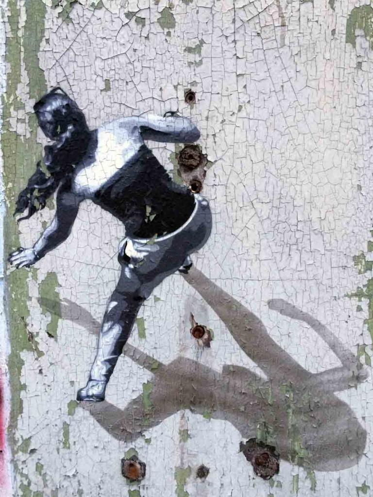 Stavanger-Graffiti-Maedchen
