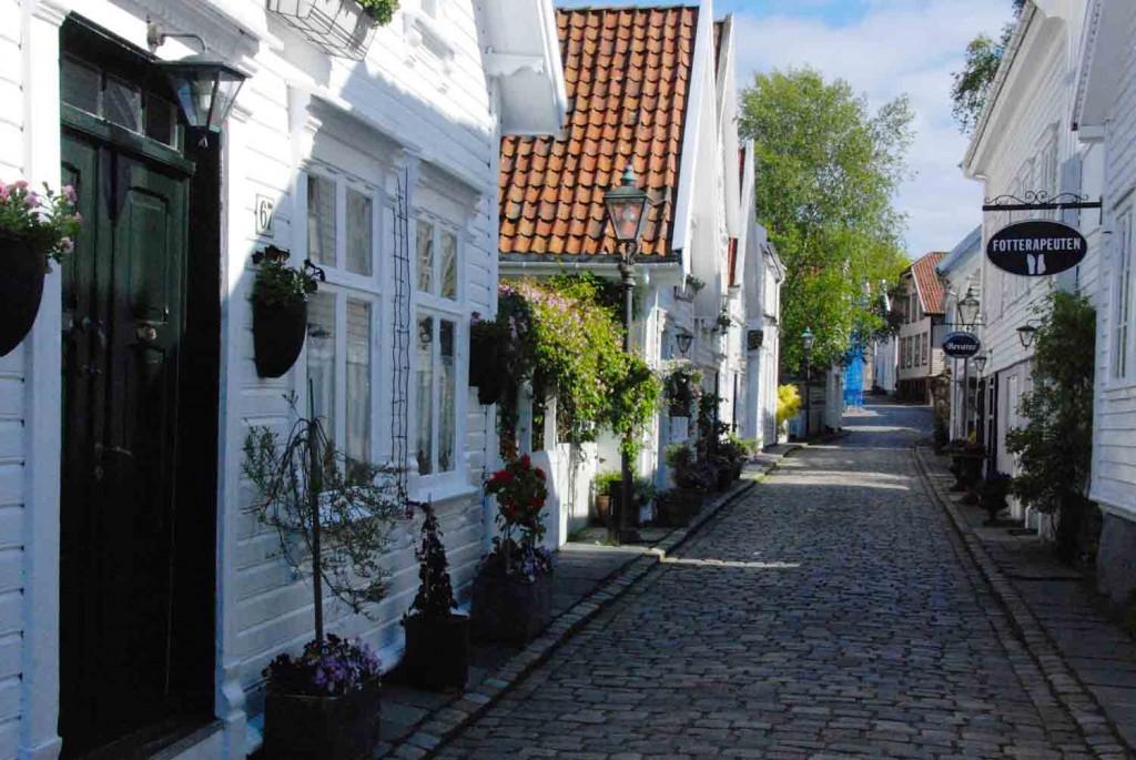 Stavanger-gamle
