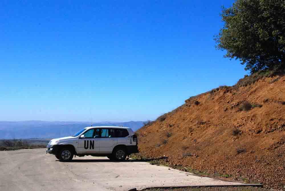 UN-auf-dem-Golan