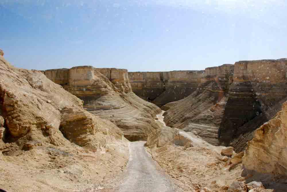 Reisebericht Israel Wadi Sodom