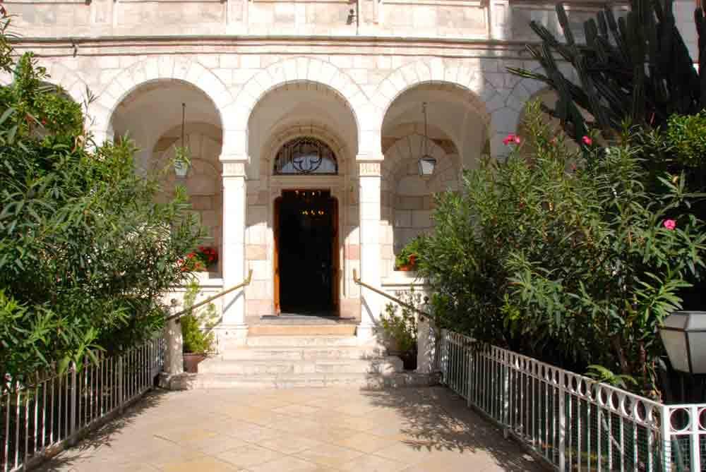 Österreichisches Hospitz in Jerusalem Rundreise Israel