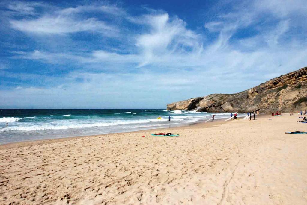 Strand-Monte-Clerigo-westalgarve-portugal