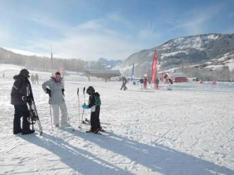 Skifahren in Frankreich