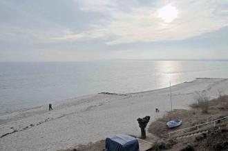 Durchatmen am Wasser. Kurzurlaub an der Ostsee.
