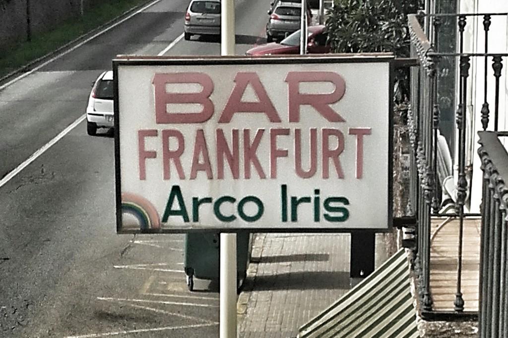 Bratwurst Frankfurt Freibeuter reisen