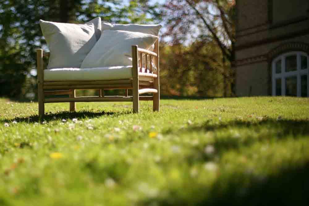 Garten Smucke Steed beste Pension an der Ostsee