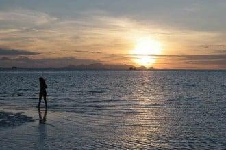 Sonnenuntergang-ko-Samui