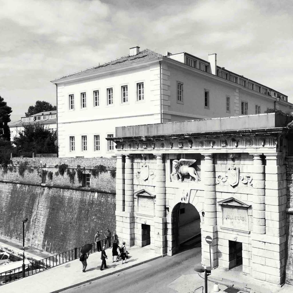 Zadar-Stadttor