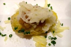 Käsenocken eine Spezialität aus Südtirol
