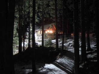 Die Welt im Dunkeln entdecken Einkehr im Ötztal