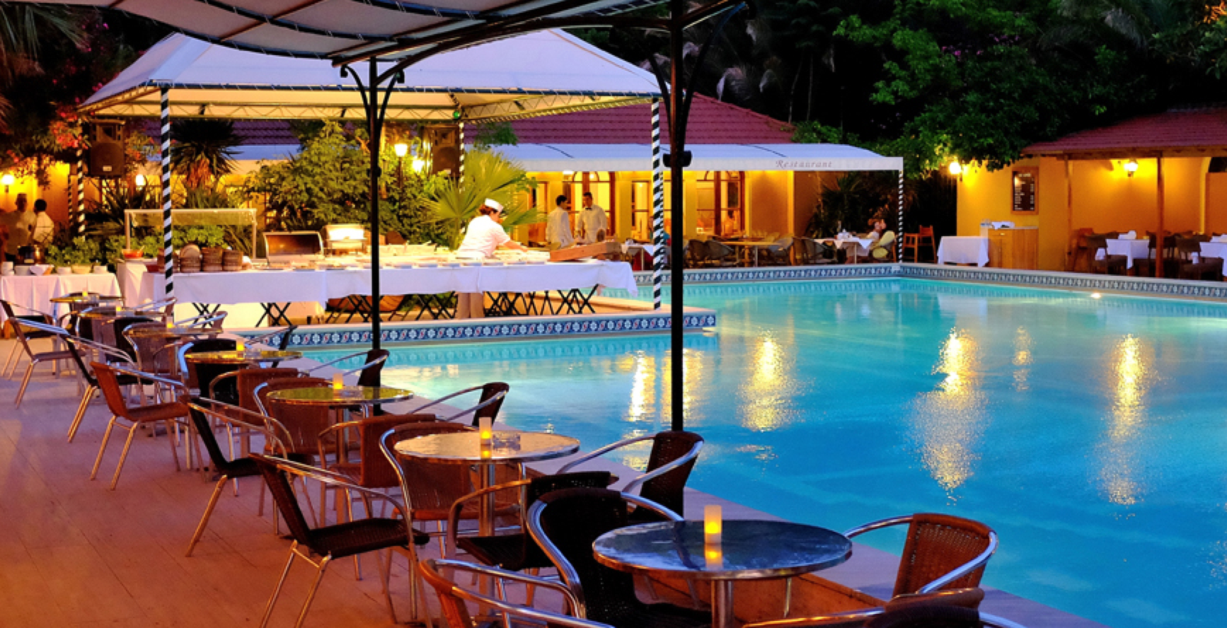 Club Orient Garden an der türkischen Riviera
