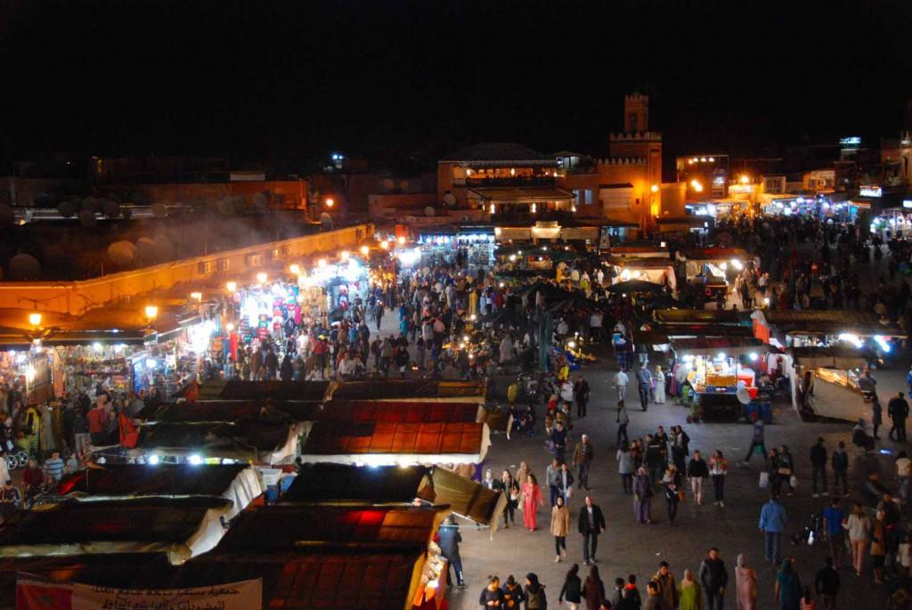 Dlema-el-Fna-bei-Nacht-5768