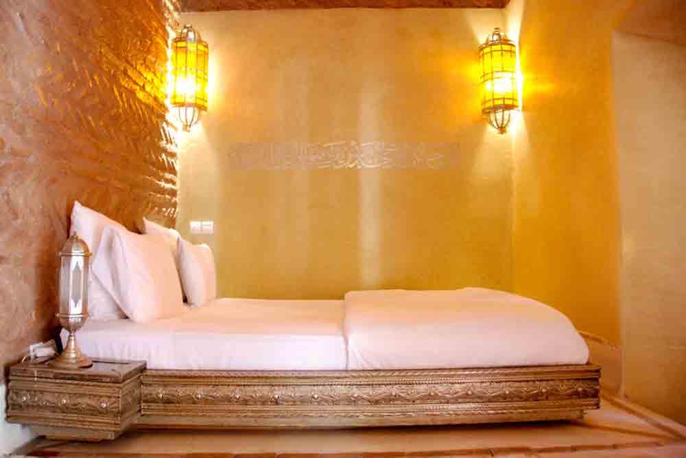 Kurztripp nach Marrakesch Hoteltipp AnaYela Riad Doppelzimmer