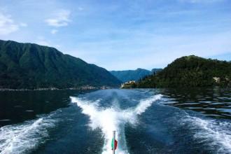 Der Comer See in Italien ist einfach zu gut