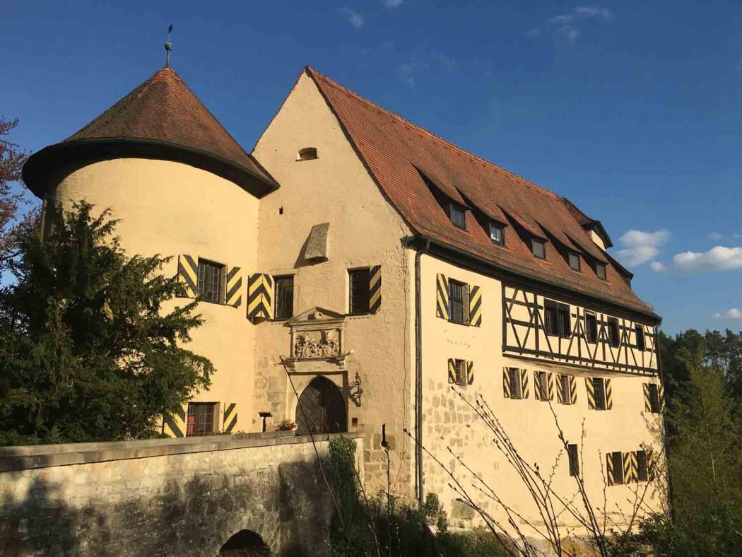 Burg Rabenstein Ausflugsziele Fränkische Schweiz mit Kind
