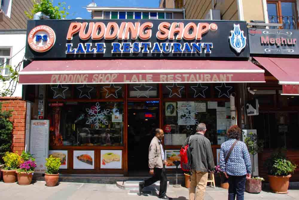 3 Tage Istanbul Reisetipps der puddingshop