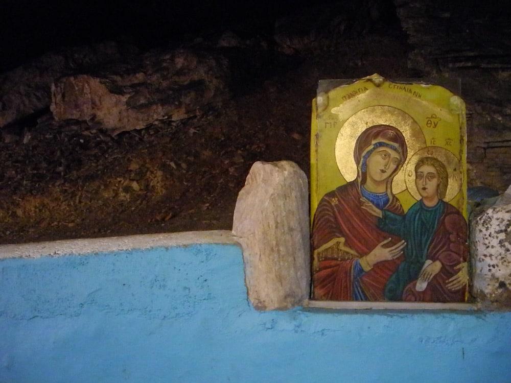 Ikone-griechische-insel-Samos-©looping