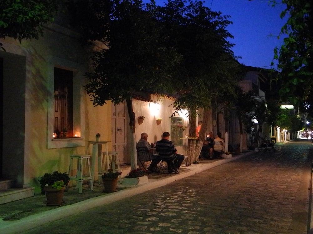 pythagorio-nacht-griechische-insel-Samos-©looping