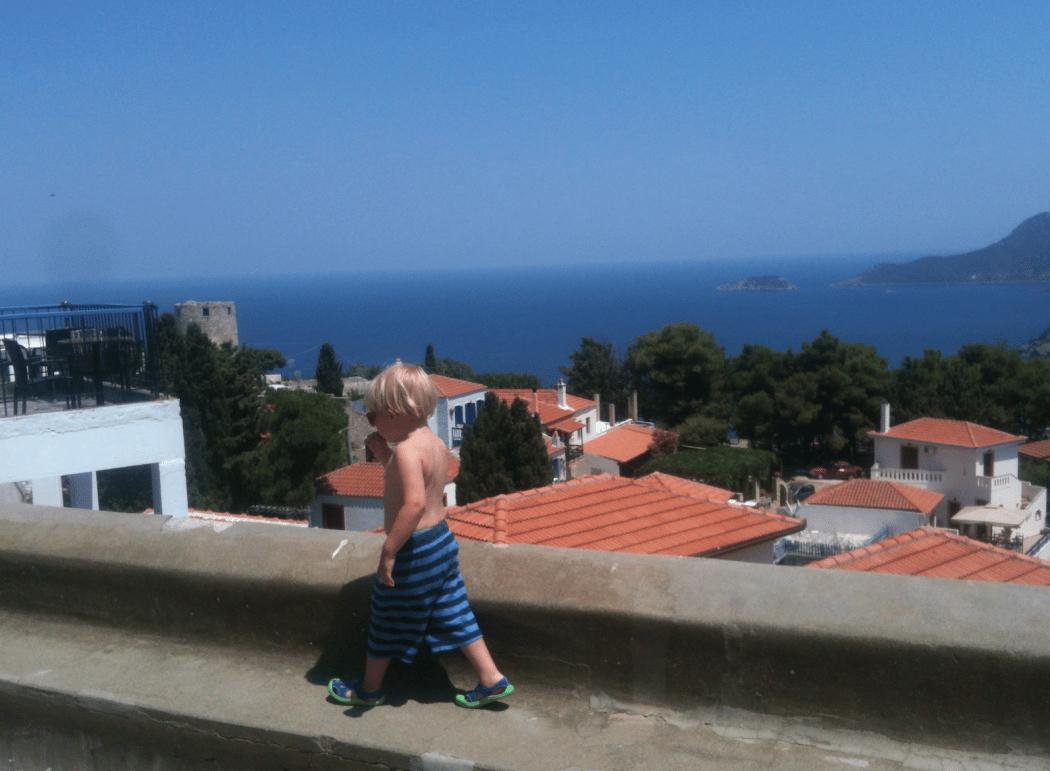 Urlaub auf den Sporaden