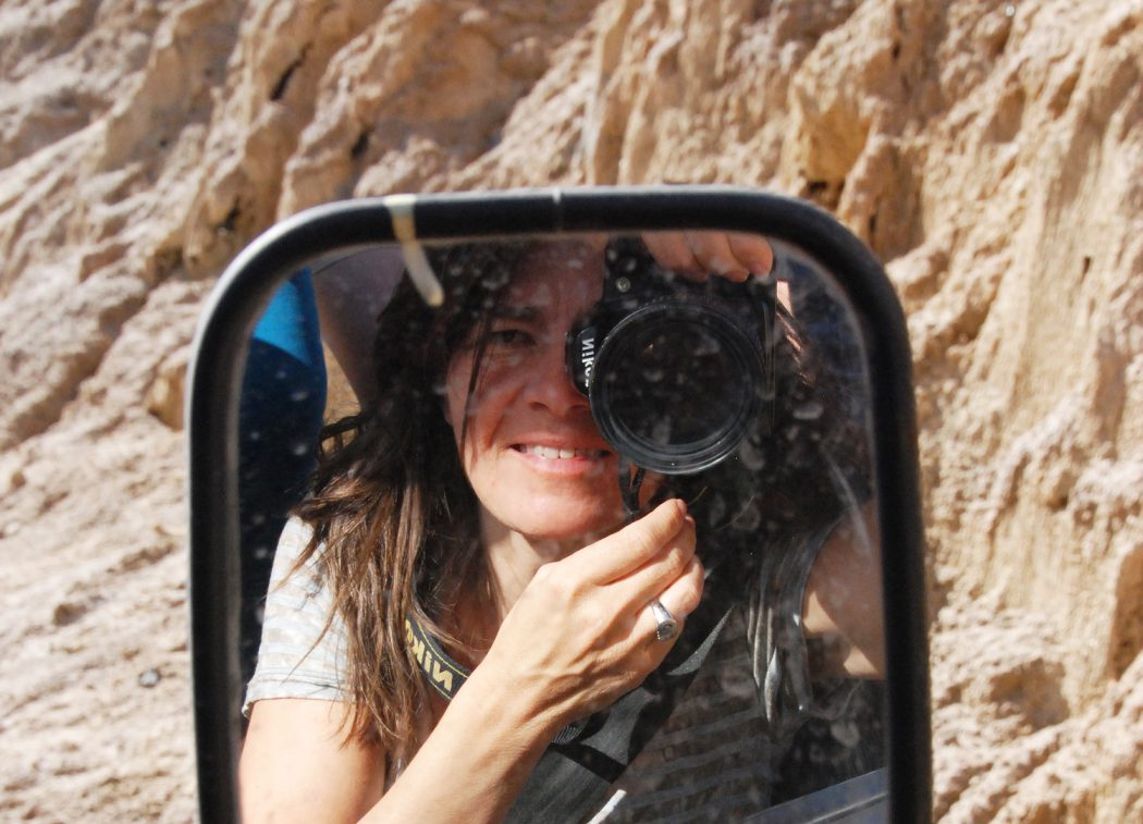 Digitalkamera auf reisen