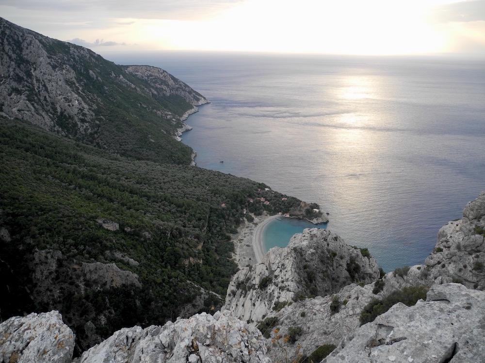 Blick auf das Meer Samos – der wilde Norden ©looping-magazin