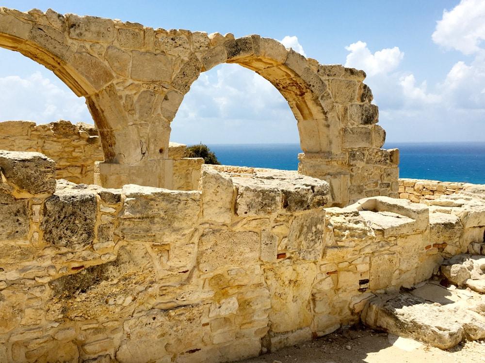 Kurion-Zypern-Ruinen-@looping-magazin