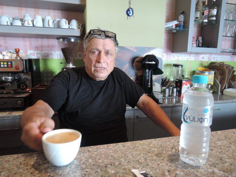 Der Held von Kos: Helfen, statt jammern