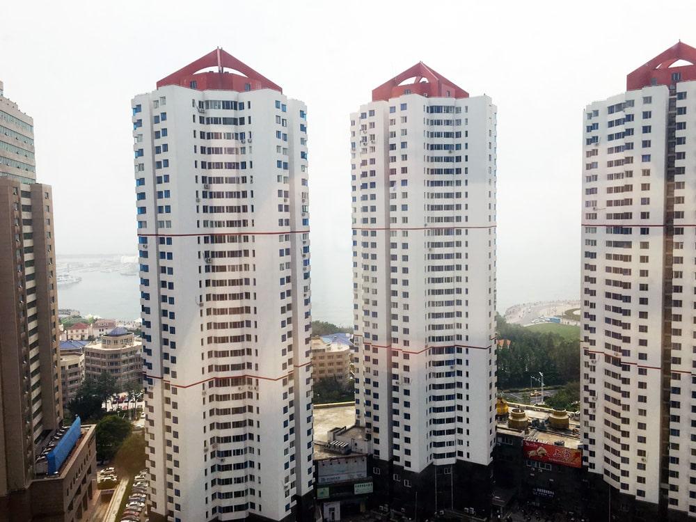 Ausblick-Hotel-Qingdao
