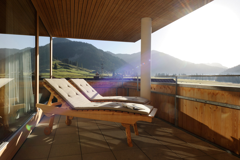 HUBERTUS Alpin Lodge & Spa im Allgäu