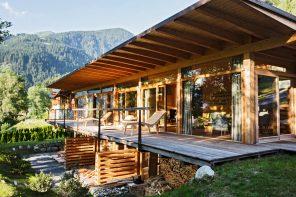 Alpenlofts in Bad Gastein.
