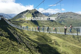 Bad Gastein bei 360° ©Looping-magazin