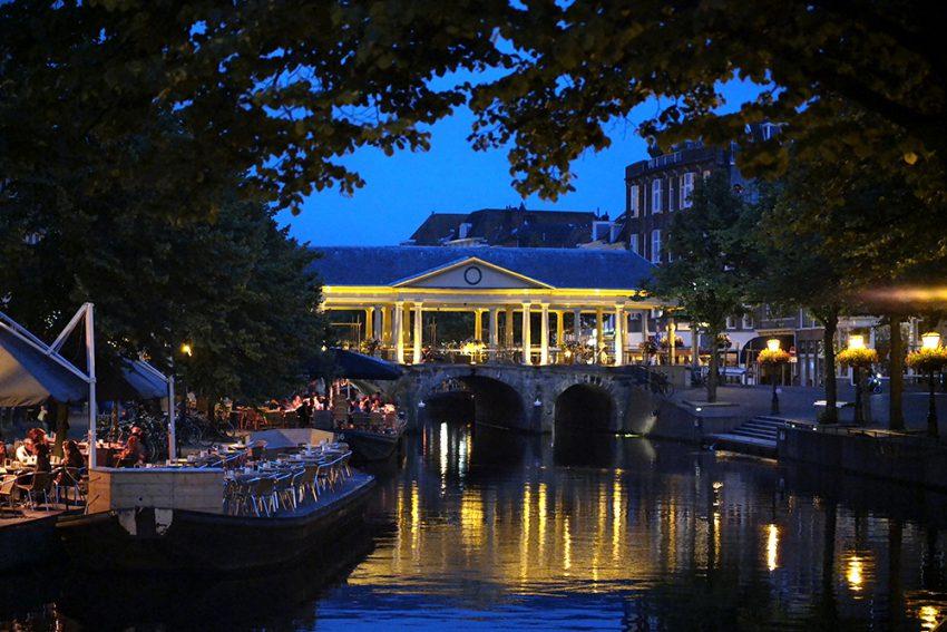 Freundinnen Wochenende in Leiden