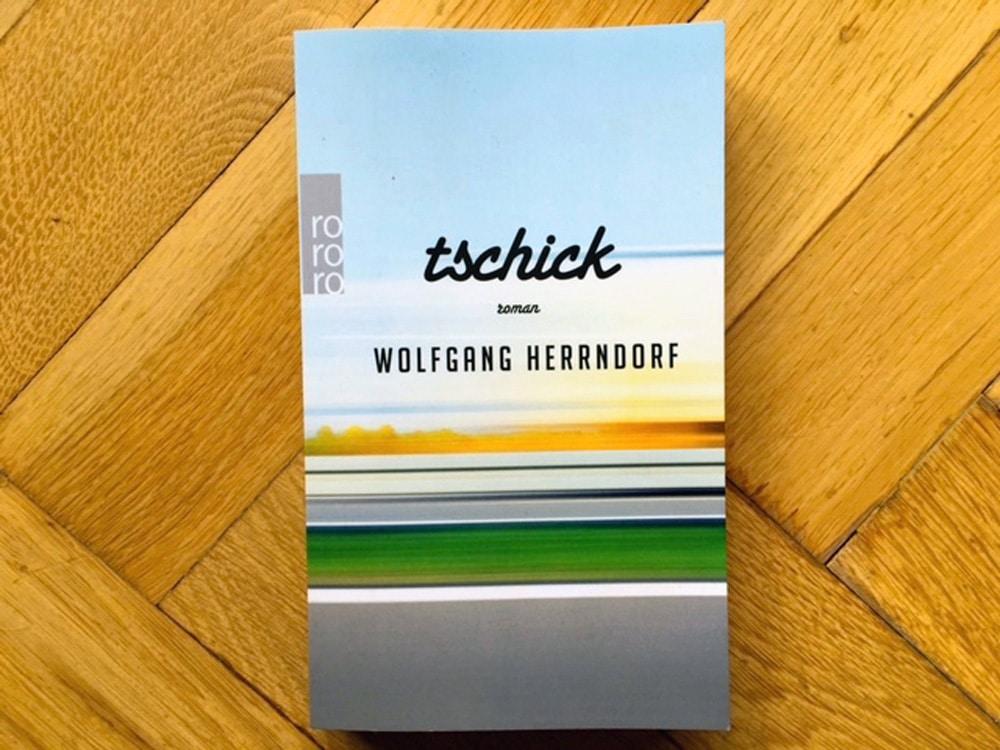 Tschik, der rasante Jugendroman für den Sommer in Brandenburg