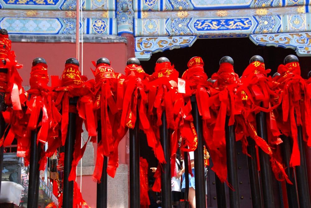 Tai Shan der heiligste Berg Chinas ©looping-magazin