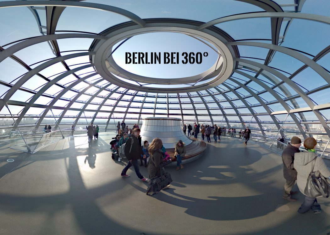 Berlin bei 360° ©looping-magazin
