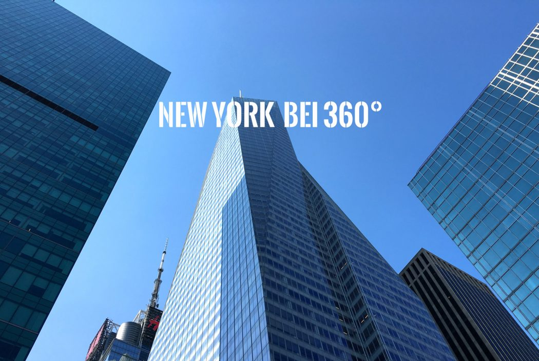 New York bei 360°