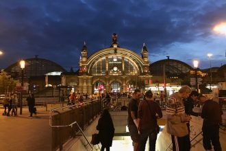 Frankfurt das Comeback des Bahnhofviertels