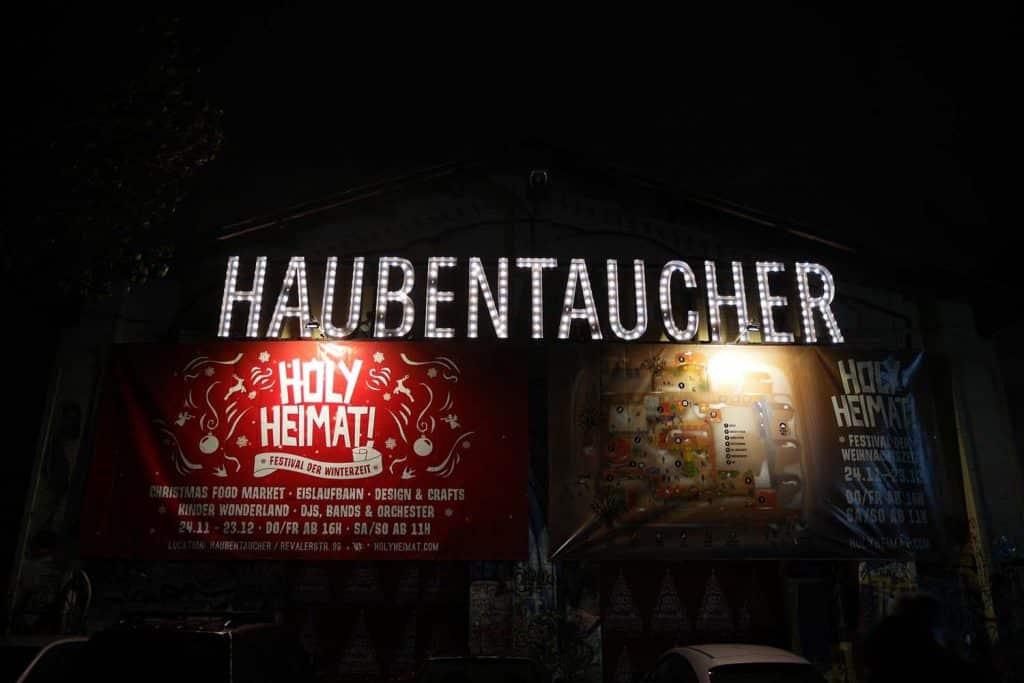 Holy Heimat Weihnachtsmarkt
