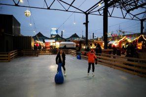 Der wohl stylishste Weihnachtsmarkt Berlins. HOLY HEIMAT.