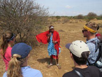 Familien Gruppenreise Tansania