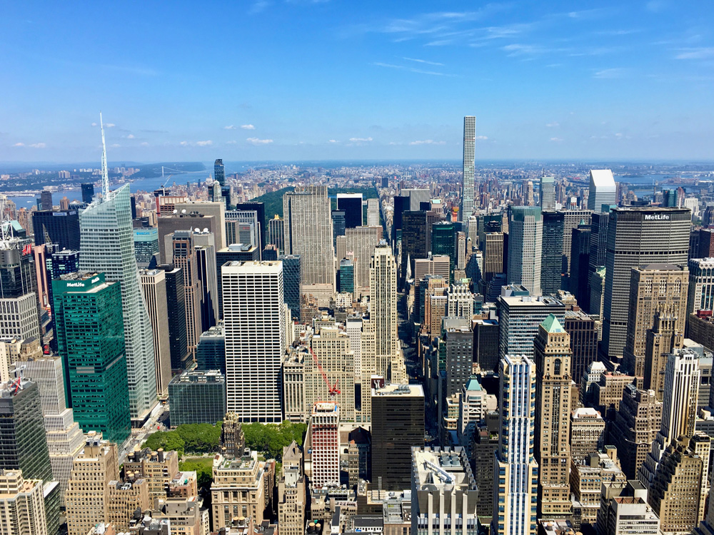 New York entdecken mit Teenager